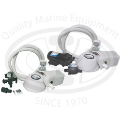 Quiet Flush Electric Kits